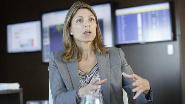 Isela Costantini, CEO de Aerolíneas