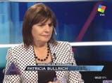 Patricia Bullrich en Animales Sueltos III