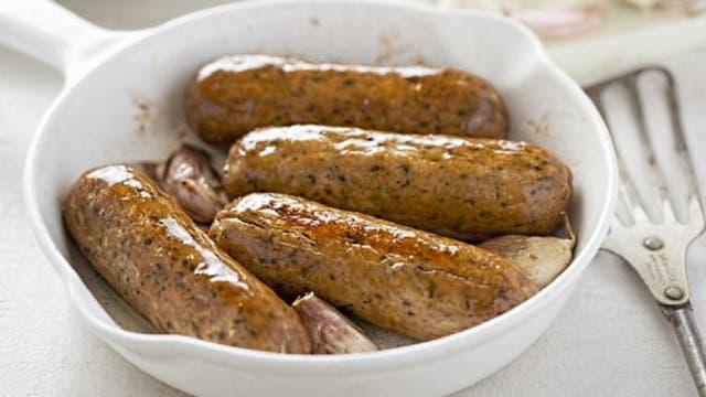 Quorn utiliza la microproteína para elaborar sustitutos de salchichas, beicon, carne de res y pollo.