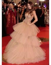 Los 12 mejores vestidos de los Martín Fierro 2018