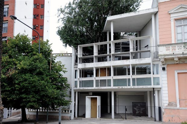 La Casa Curutchet, de 1955