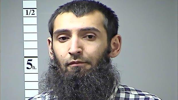 Sayfullo Saipov, el atacante de Manhattan, dejó una carta