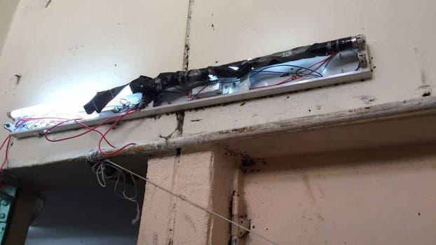 Los detenidos presentaron varios reclamos sobre las instalaciones y la falta de acceso a actividades. Foto: Gentileza Sistema Interinstitucional de Control de Cárceles