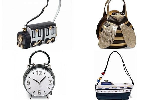 Si tenés ganas de innovar, una de estas carteras puede ser para vos. Foto: Mundochica.com