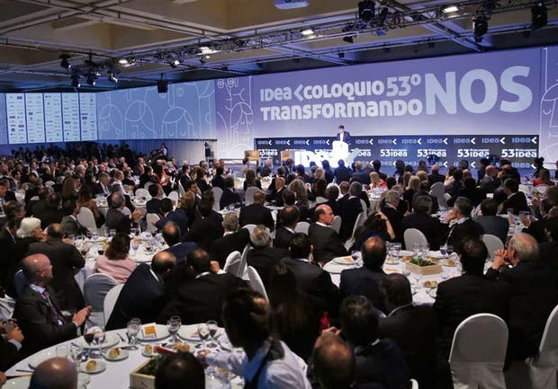 Macri cerrará en Mar del Plata el 53er Coloquio IDEA