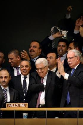 Abbas logró ayer uno de sus mayores éxitos