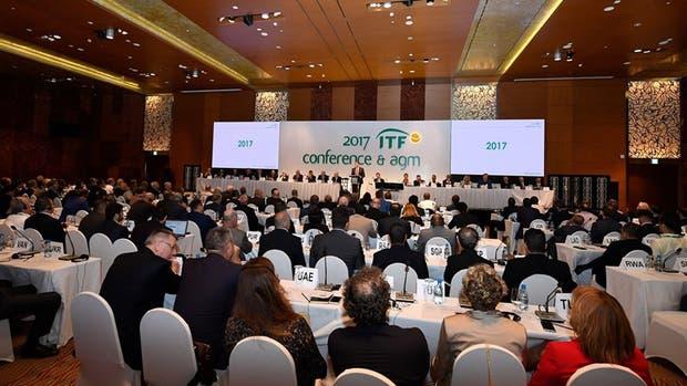 La ITF tomó determinaciones sobre la Copa Davis y la Fed Cup