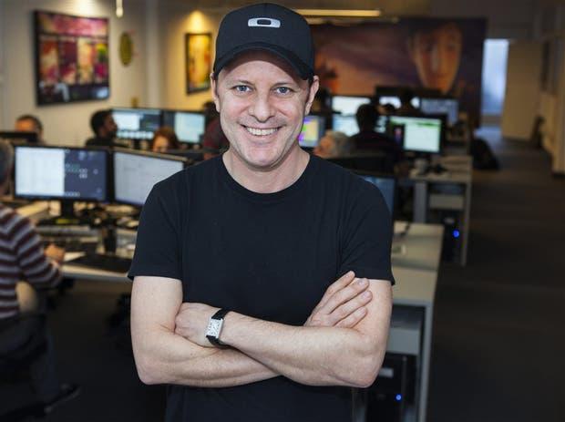 Gastón Gorali, socio de Campanella en Mundo Loco CGI, dice que hay que competir con propuestas innovadoras
