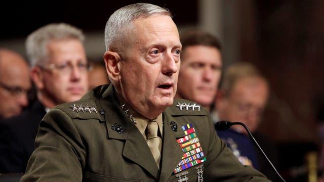 """James Mattis, general retirado conocido como """"Perro Rabioso"""", es el elegido de Donald Trump para el Pentágono"""