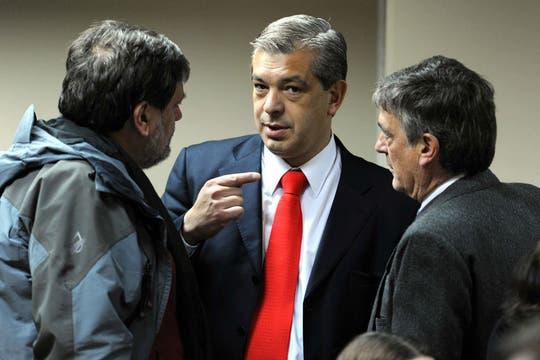 Julián Domínguez podría ser el nuevo presidente de la Cámara de Diputados. Foto: Archivo
