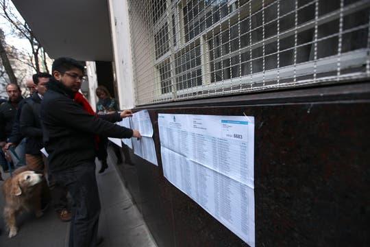 El resultado de las elecciones Paso 2013 será un anticipo de la nueva composición del Congreso a partir de diciembre. Foto: LA NACION / Ezequiel Muñoz