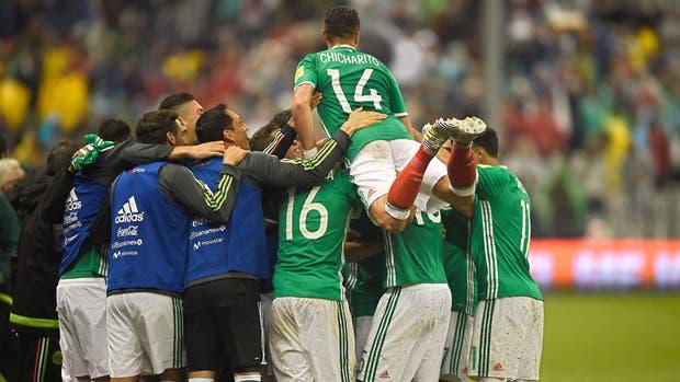 México también se clasificó al Mundial
