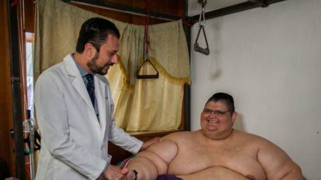 """El Dr. Castañeda asegura que """"hay muchos otros casos como el de Juan Pedro en México que no se conocen"""""""