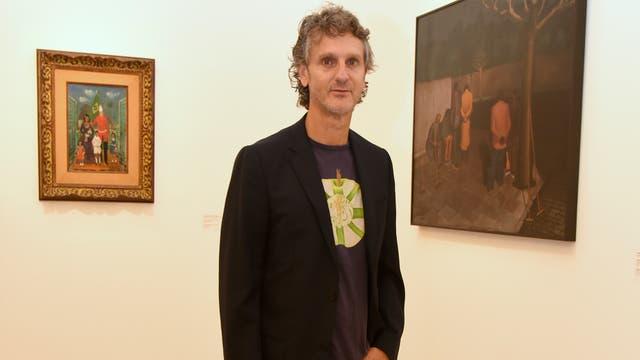 Pablo Massey.