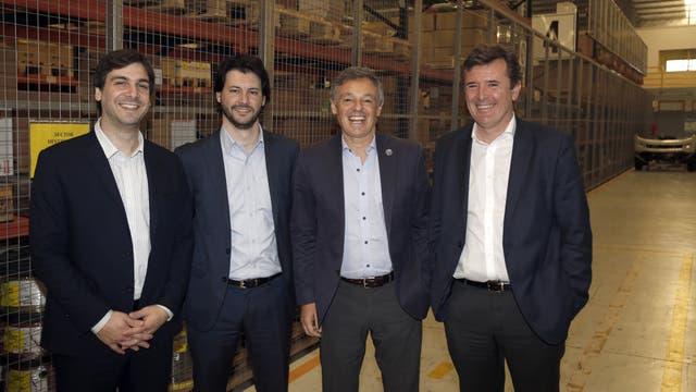 Grasso, Drucaroff, Cabrera y Etchegoyen