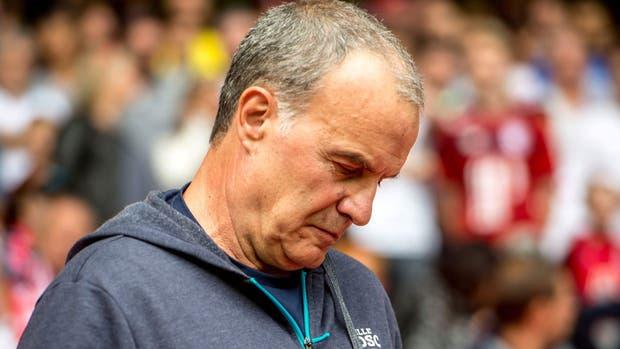 La preocupación de Bielsa tras otra derrota del Lille