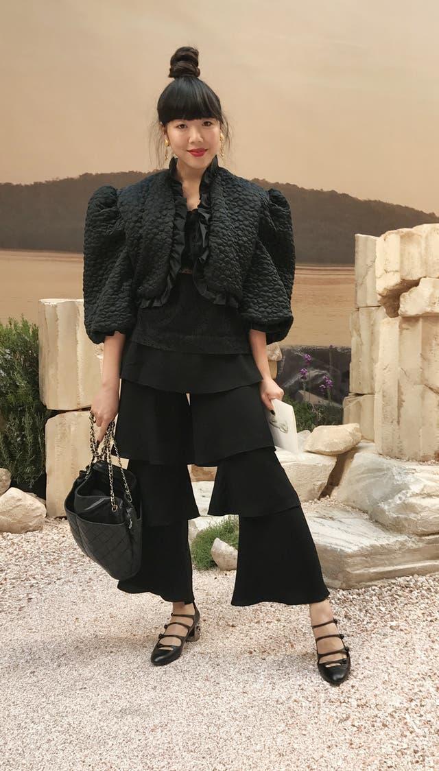 La blogger Susie Lau, de Style Bubble