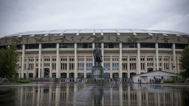 Rusia se prepara para el mundial de fútbol 2018