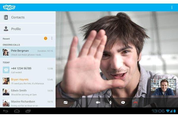 Skype está presente en casi todas las plataformas móviles