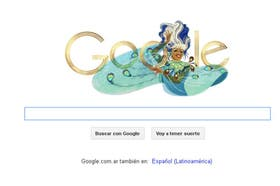 El nuevo doodle de Google