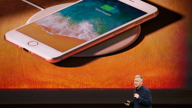 La carga inalámbrica llega al iPhone 8 y al iPhone X
