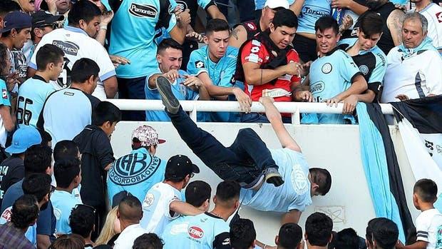 AFA estiró la sanción a Belgrano por la muerte del hincha