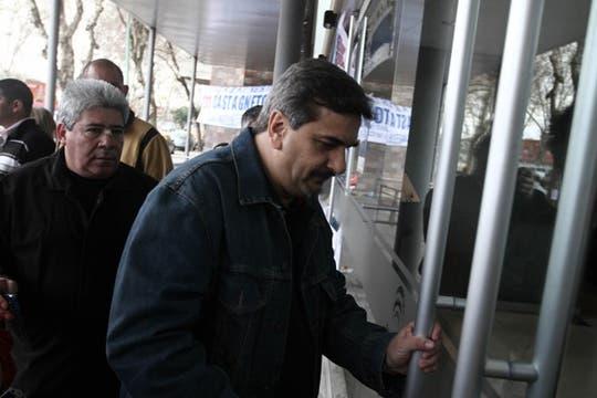 El subsecretario de Medios, Alfredo Scoccimarro. Foto: LA NACION / Emiliano Lasalvia