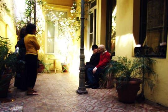La fundación Ernesto Sabato abrió sus puertas en 2001. Foto: Archivo