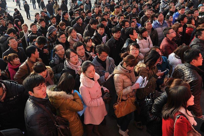 Hace más de una década que China se convirtió en 'nación anciana' y su proceso de envejecimiento se ha acelerado