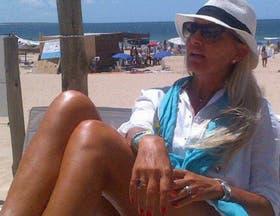 Silvia D´Auro habló desde Punta del Este, donde pasa sus vacaciones