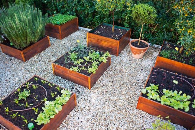 Ideas para convertir tu balc n en un jard n urbano - Pequeno huerto en casa ...