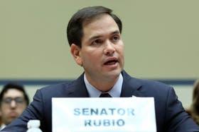 Marco Rubio es senador de Florida en el Congreso de Estados Unidos