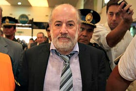 El juez federal Claudio Bonadio
