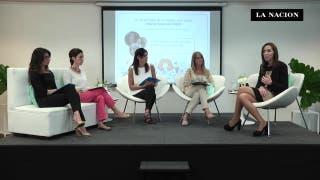 Charla con María Eugenia Vidal por el Día de la Mujer