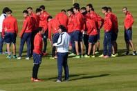 """Gabriel Milito: """"Creo que se necesita una gran mentalidad porque este club exige mucho"""""""