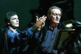 Gustavo Garzón y Ricardo Yost