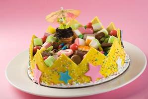 La moda de las candy cakes