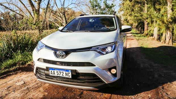 Nueva Toyota Rav 4.