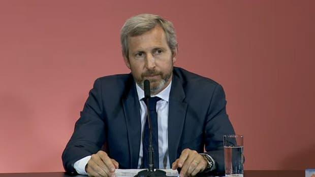Frigerio dijo que se presentó una posible solución para el debate por el Fondo del Conurbano