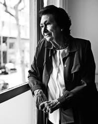 Ana María es licenciada en Química. Gracias al magnesio, a los 92 años se mantiene intacta