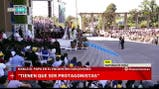 El Papa le habla a los jóvenes