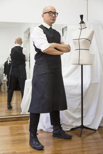 Pablo Ramírez: ahora también diseña carteras y zapatos
