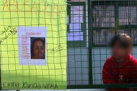 Frente de la escuela Gauchos Argentinos de Florencio Varela, donde una maestra fue detenida acusada de abusar de varios niños