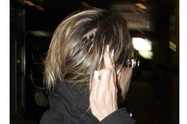 Victoria también usa extensiones. Foto: www.celebridadesaldia.com