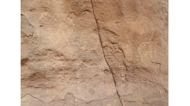 Ennedi Massif: Natural and Cultural Landscape. La Unesco estudia incluir en su inventario bienes culturales para proteger.. Foto: Sitio oficial Unesco