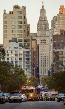 Alarma en Manhattan por un automovilista que atropelló a varias personas. Foto: AP / Andres Kudacki
