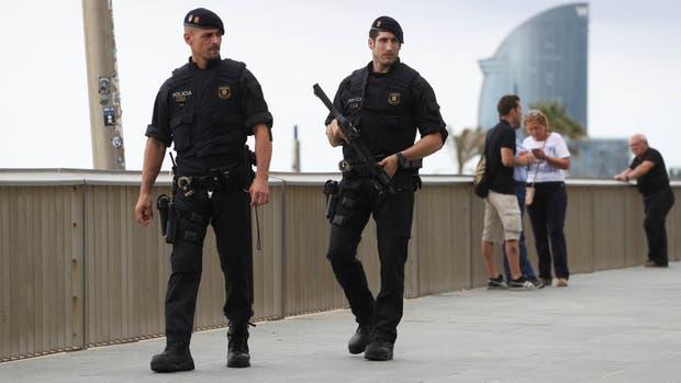 """El gobierno español cree que """"no hay perspectiva"""" de otro ataque inminente"""
