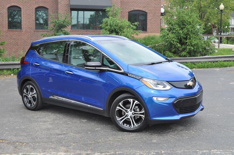 203 CV es la potencia del conjunto eléctrico del Chevrolet Bolt EV