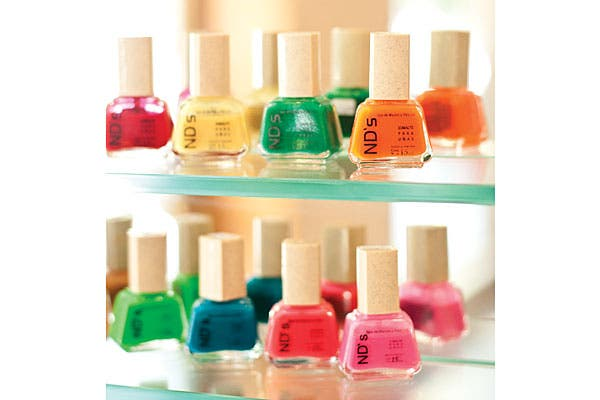 Todos los productos de Nail Designers son de fabricación propia. Foto: Florencia Cosin
