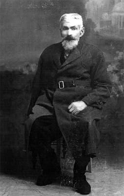 El historiador Aldo Hugo Cantón